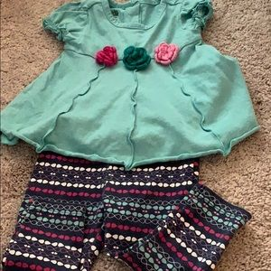 EUC Baby Girl's Matching Set